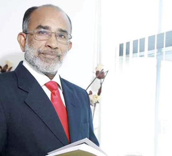 Union Minister K J Alphons