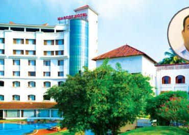 Mascot Hotel; Rahul R IRS