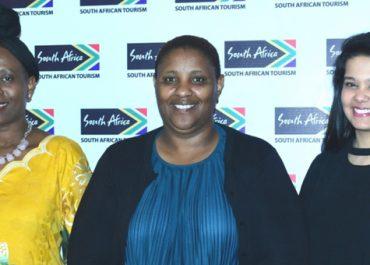 South Africa delegation