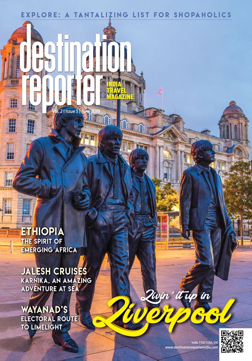 B2B Travel Magazine In India - Destination Reporter