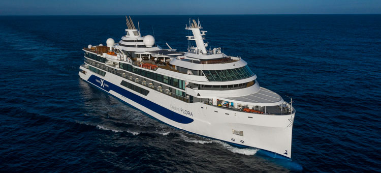 Celebrity Cruises' fleet, Celebrity Flora.
