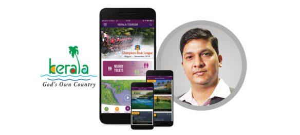 Kerala Tourism app