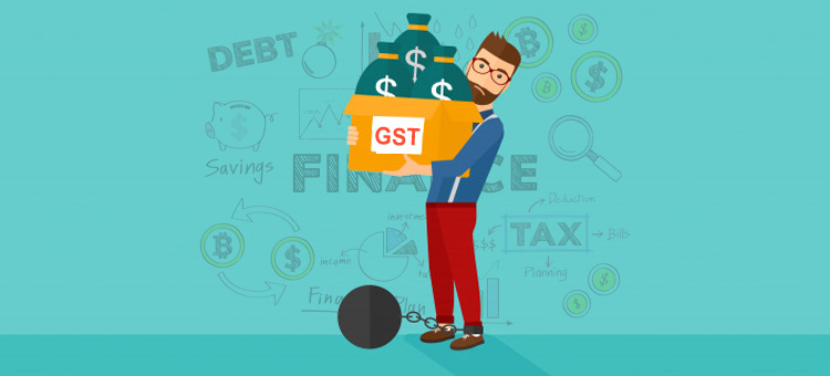 GST on hotels roooms