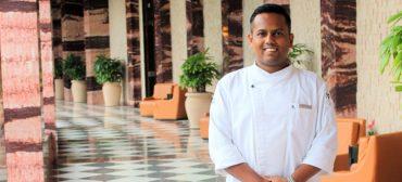 Chef Shibendu Ray Chaudhury