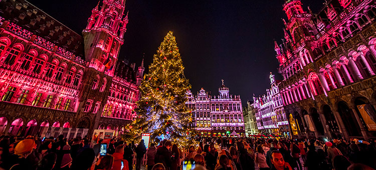 Visit Brussels Wallonia